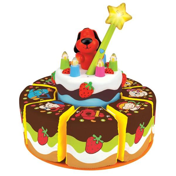 Bolo Happy Birthday - Feliz Aniversário  - Ks Kids