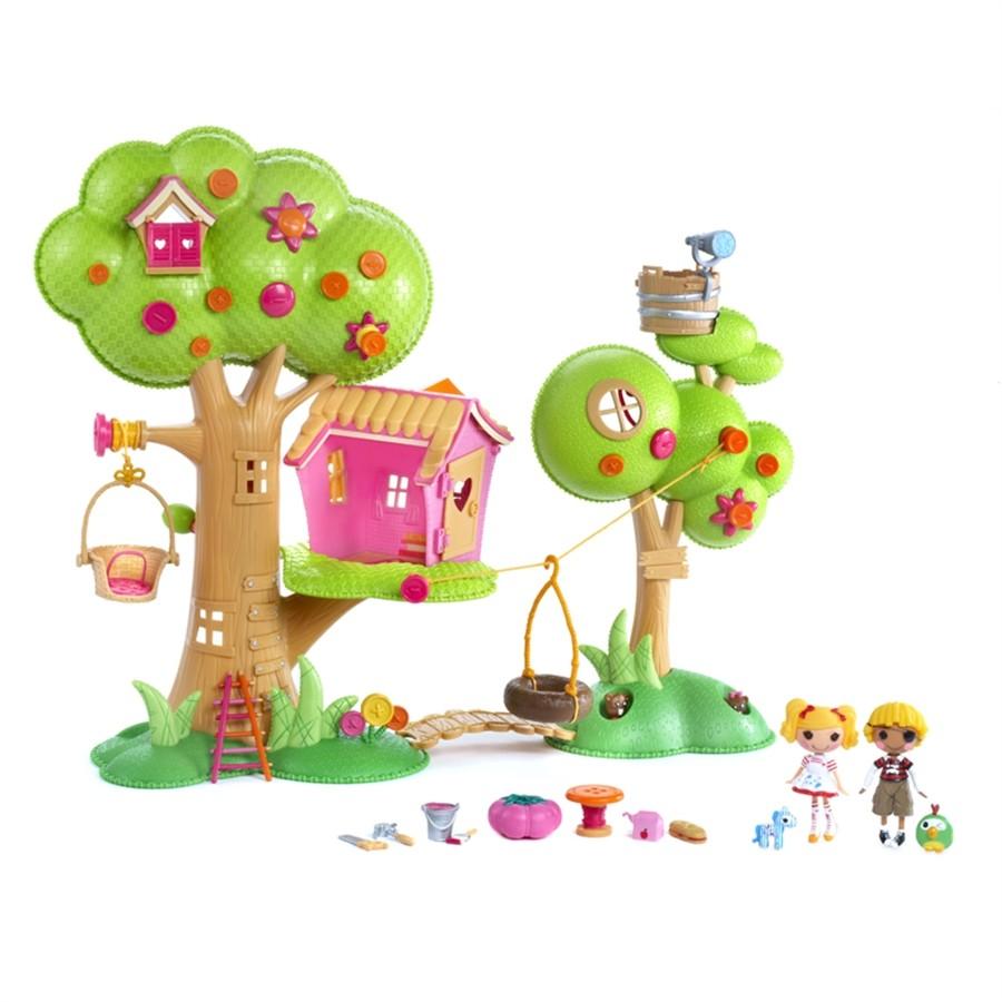Casa na Árvore Mini Lalaloopsy, Mini Lalaloopsy Treehouse ...