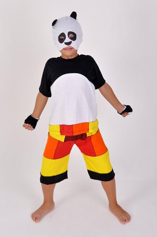 Pijama Kung Fu Panda - 1 ano - Lé com Cré