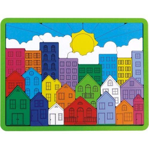 Quebra Cabeça Urbano - New Art Toys