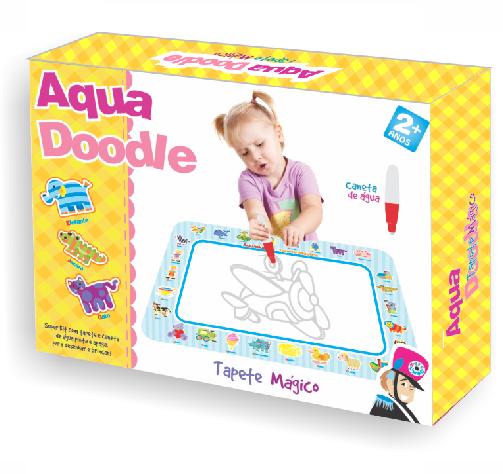 Aquadoodle Tapete Mágico - Bate Bumbo