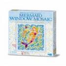 Kit de Mosaico de Janela - Sereia - 3D Comex - 4M
