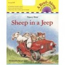 Sheep in a jeep CD e livro