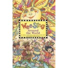 Wee sing - around the world CD e livro