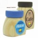 Café e Açucar - Coleção Comidinhas - New Art Toys