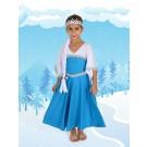 Camisola princesa Kristal - Elsa Frozen - 2 anos - Lé com Cré