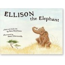 Ellison the elephant CD e livro