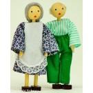Kit bonecos Avós - BOHNEY
