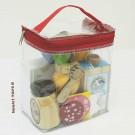 Kit Café da Manhã -  Coleção Comidinhas - New Art Toys