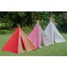 Tendas Coloridas - Vermelho - BOHNEY