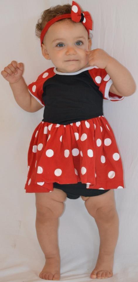 Camisola Baby, Minnie -  G - Lé com Cré