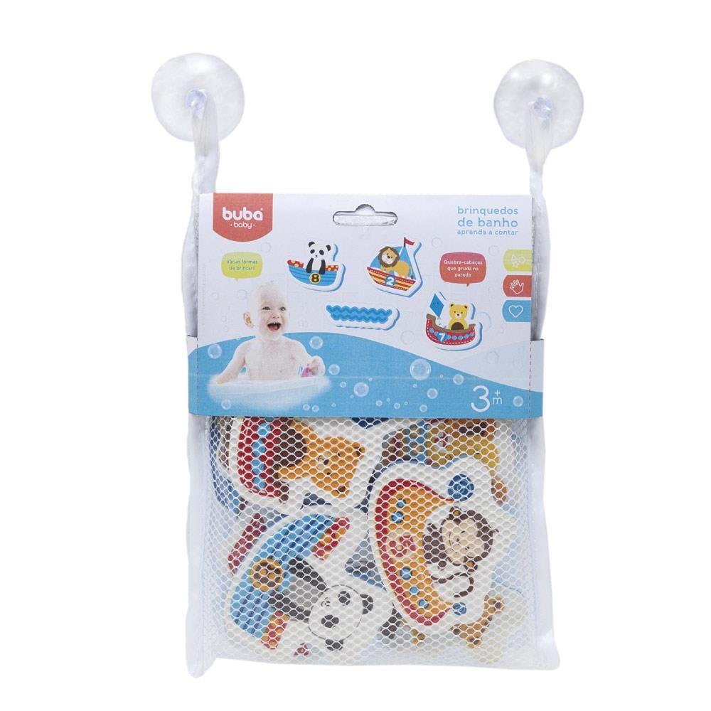 Brinquedo de Banho - Aprenda a Contar - Buba