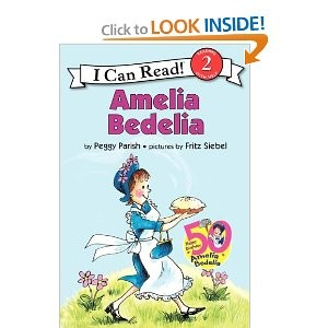 Amelia Bedelia - I Can Read CD e Livro