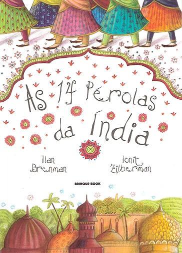 As 14 Pérolas da Índia - livro infantil Brinque Book