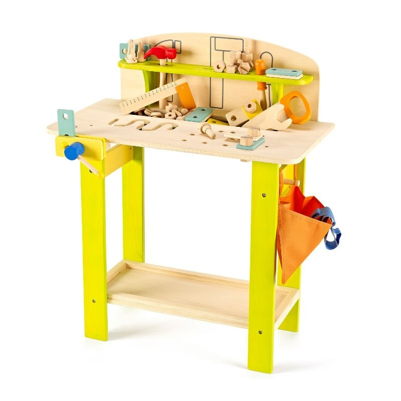 Bancada do Carpinteiro, Master Carpenter Workbench - Educo