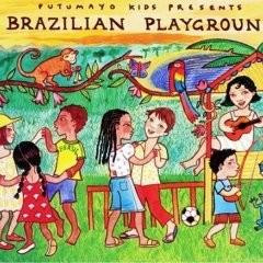 CD Brazilian Playground - Putumayo