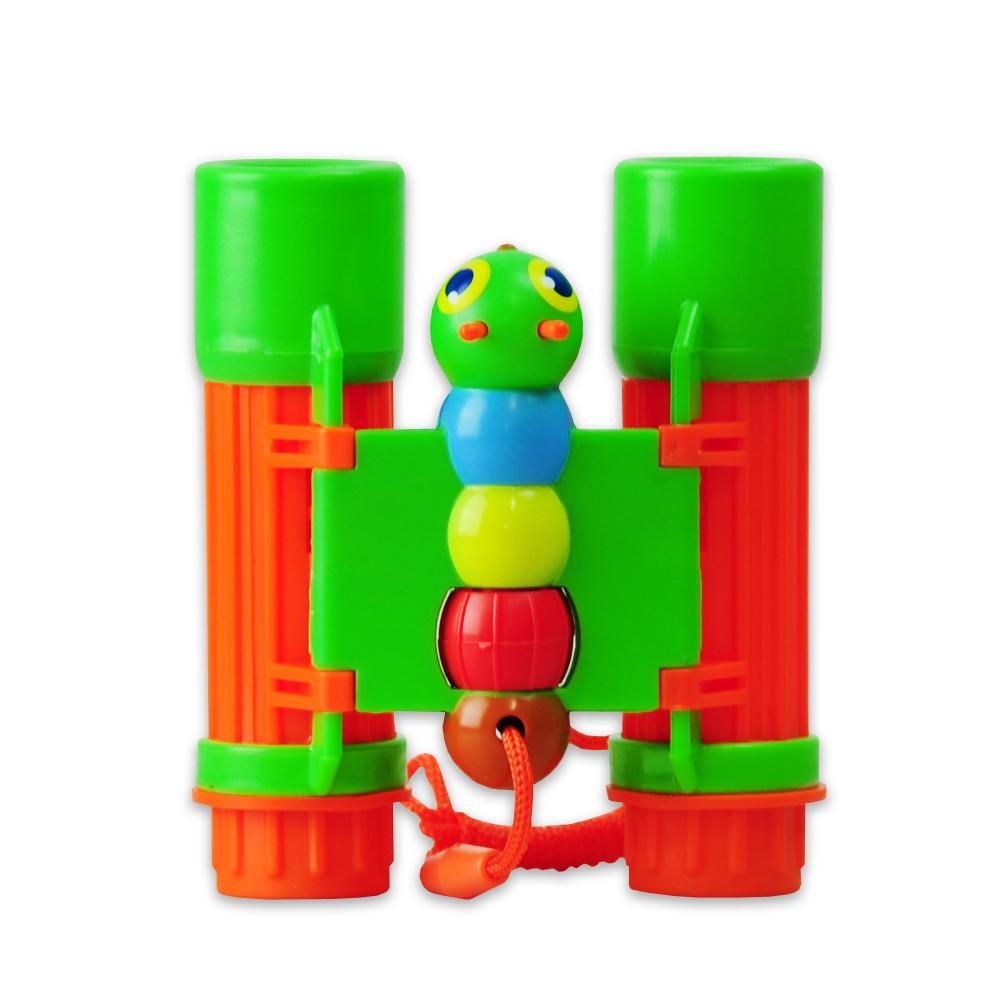Brinquedo Binóculo Infantil de Plástico - Verde - Melissa & Doug