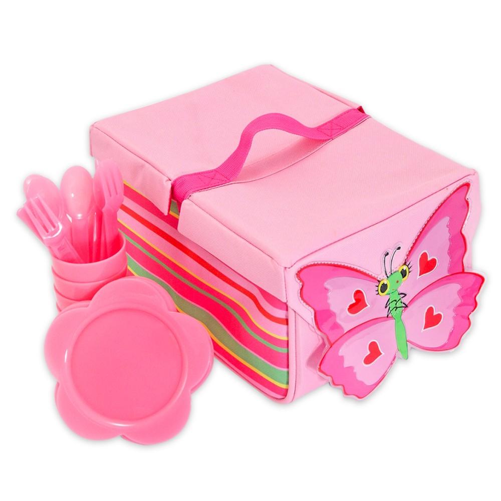 Brinquedo Conjunto de Picnic Rosa - Melissa & Doug