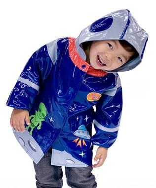 6deaa614ec5 Capa de Chuva Astronauta - Tamanho 2 - Kidorable - Capas de chuva e ...