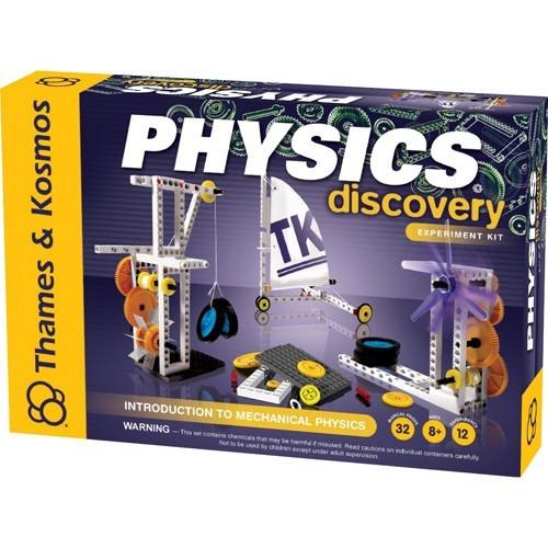 Descoberta da Fisica - Thames & Kosmos