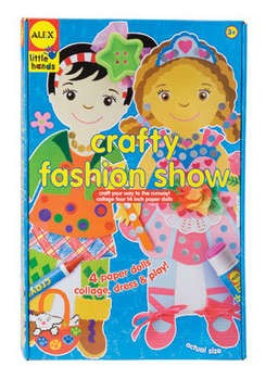 Desfile de Moda - Crafty Fashion Show - ALEX TOYS