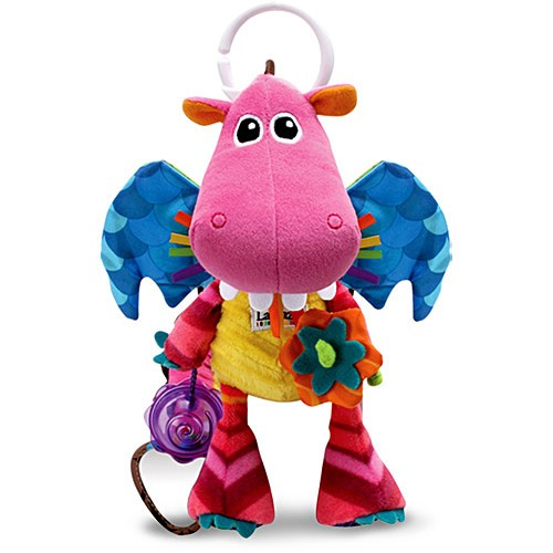 Dragão Dee Dee - Brinquedo de bebê - Lamaze