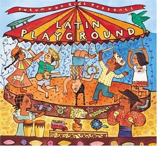 CD Latin Playground – Putumayo