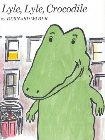 Lyle, lyle, crocodile CD e livro