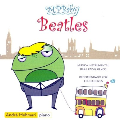 MP Baby Beatles - CD