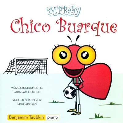 MP Baby Chico Buarque - CD