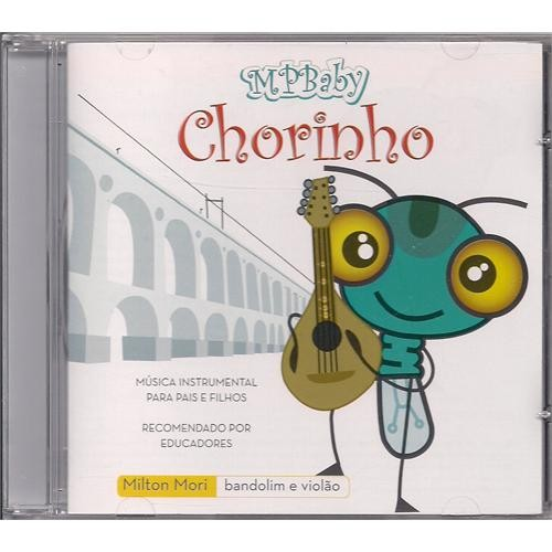 MP Baby Chorinho - CD