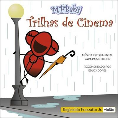 MP Baby trilhas de cinema - CD