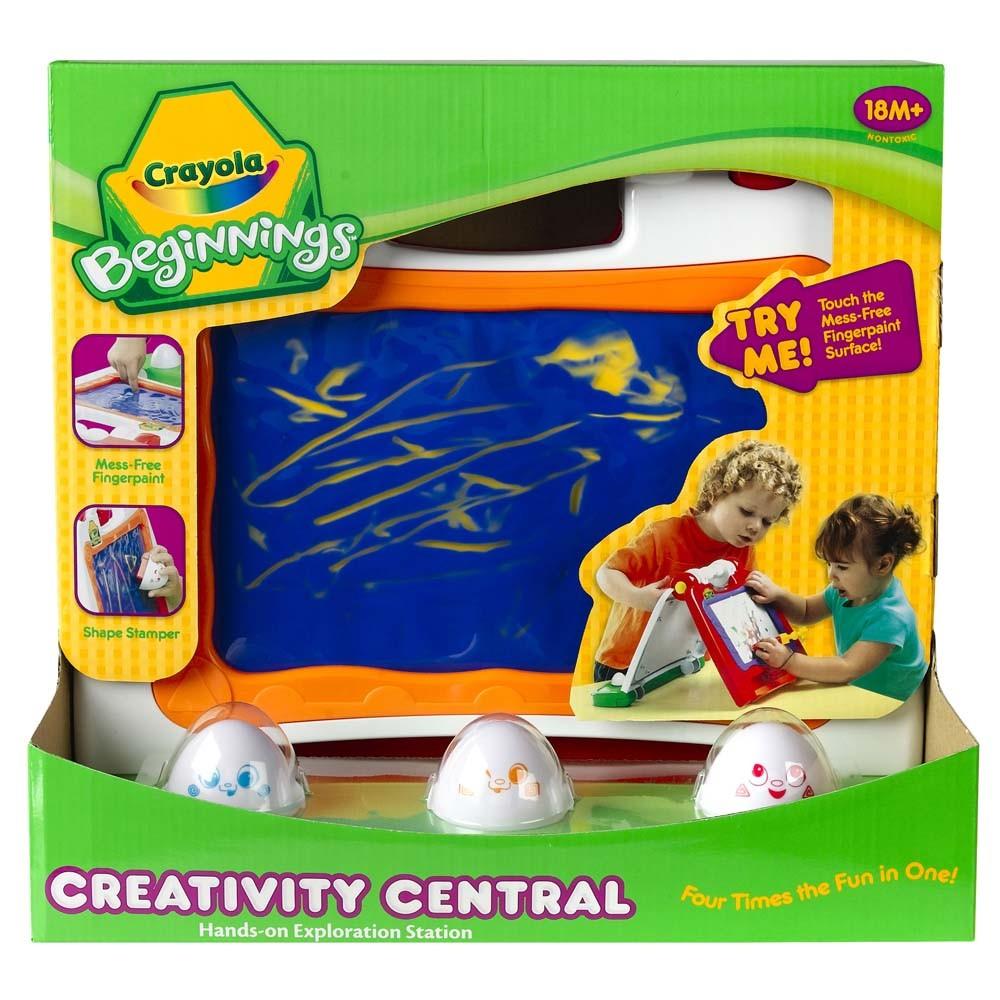 Mini Lousa de Pintura para Bebê - Crayola