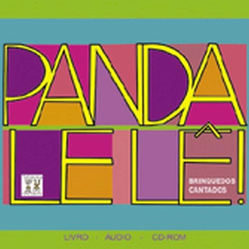 Pandalelê livro, CD + CD Rom Palavra Cantada