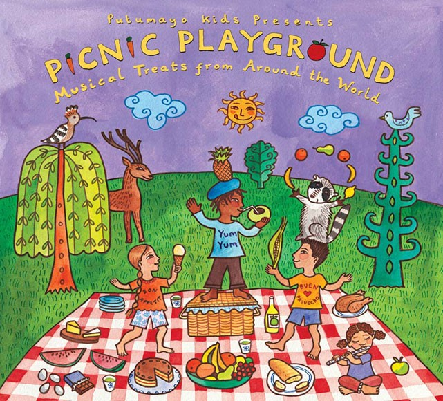 Picnic Playground - Putumayo