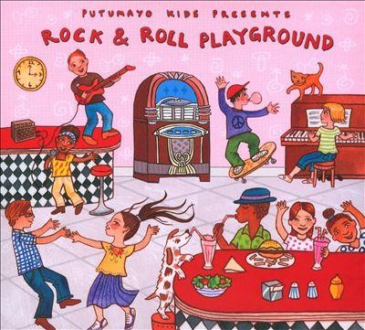 CD Rock & Roll Playground - Putumayo