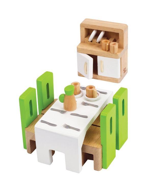 Sala de Jantar Moderna, Modern Dinning Room - Educo