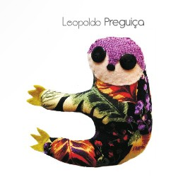 Toy chaveiro Preguiça Leopoldo – Panoletos