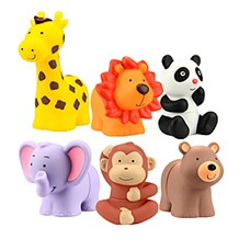 Popbo Blocs - Animais da Floresta - Ks Kids