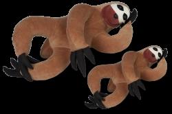 Bicho Preguiça  - Pequeno - Bichos de pano