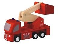 Carro de Bombeiro - Plan Toys