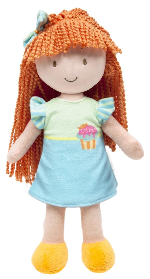 Boneca de Pano Cupcake Laranja - Buba