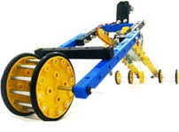 Caminhão Lunar Robótico - Modelix
