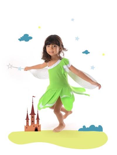 Camisola Princesa Flora -  4 anos - Lé com Cré
