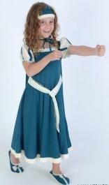 Camisola princesa Valente - 8 anos - Lé com Cré