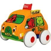 Carrinho de Fricção - Táxi do Patrick - Ks Kids