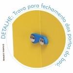 Carrinho de Madeira - Caminhão Baú - New Art Toys