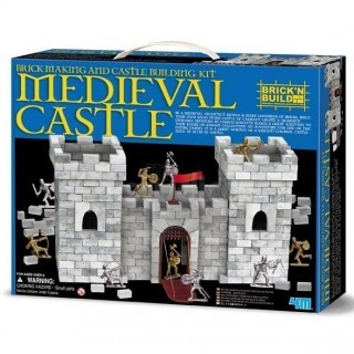Castelo Medieval - 4M - Brick and Build