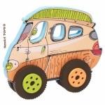 Coleção Carrinhos Vrum 3 - New Art Toys