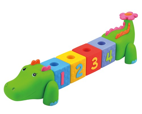 Popbo Blocs Crocodilo Cores e Números - Ks Kids
